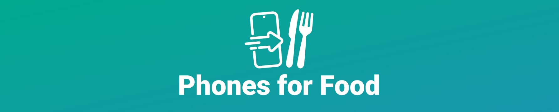 Phones for Food